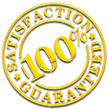 100% Customer Satisfaction Gaurantee - Total Armor Security
